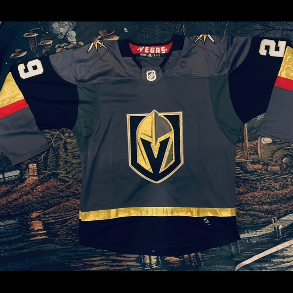 factory authentic 7f381 113d9 Vegas knights Authentic Fleury NHL JERSEY NWT's NWT